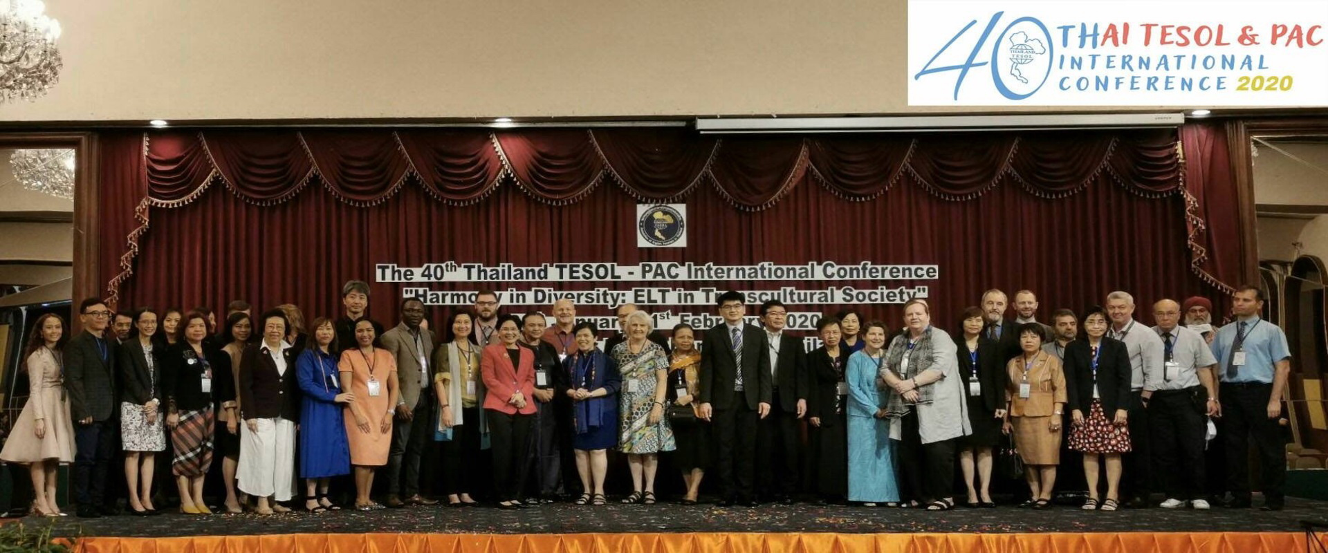 40th Thailand TESOL and PAC International Conference